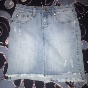 555d0bd31a Pinc Premium Girls Denim Jean Skirt